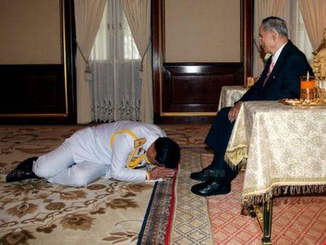 Vi sao tuong linh phai quy phuc truoc vua Thai Lan? - Anh 5