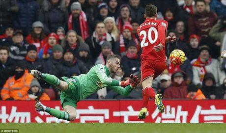 Vong 8 Ngoai hang Anh: Tam diem dai chien Liverpool va Man Utd - Anh 1