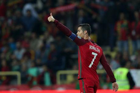 Ronaldo tu nhan hay nhat the gioi - Anh 1