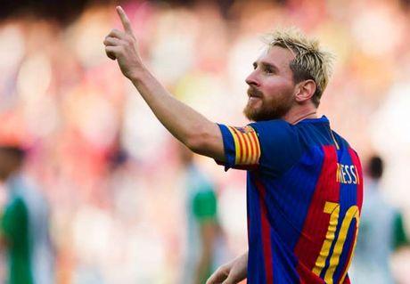 Luis Enrique xac nhan thoi diem Messi tro lai - Anh 1