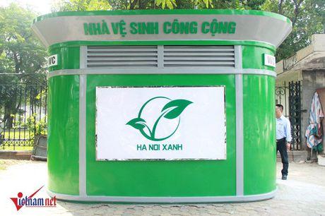Can canh nha ve sinh cong cong sieu xin o Ha Noi - Anh 1