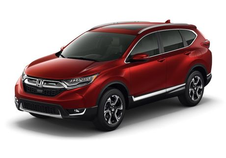 Co gi 'hot' tren Honda CR-V 2017 the he moi? - Anh 1