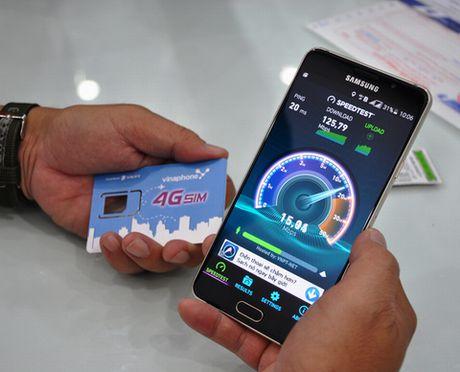 VNPT chinh thuc duoc cap phep 4G - Anh 1