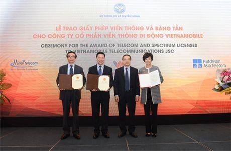 Vietnamobile chinh thuc dau tu duoi hinh thuc Cong ty co phan - Anh 1
