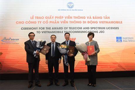 Vietnamobile chinh thuc dau tu duoi hinh thuc Cong ty co phan - Anh 2