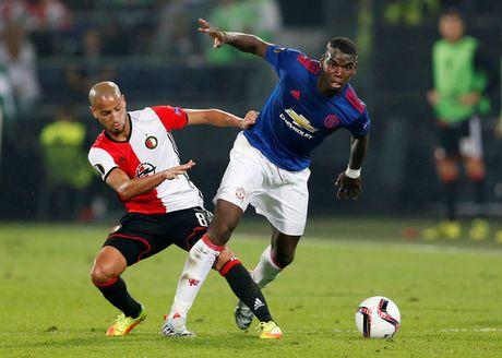 Chua thi dau, CDV Feyenoord da noi gian voi M.U - Anh 1