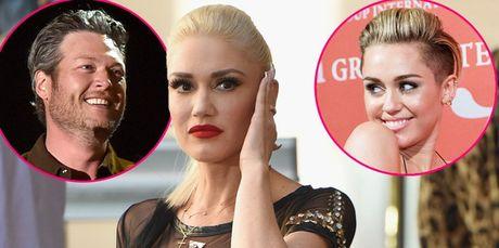 Miley Cyrus se khong duoc moi du dam cuoi cua HLV The Voice? - Anh 1