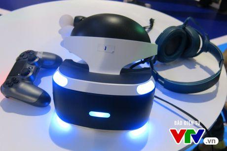 Trai nghiem kinh thuc te ao PlayStation VR tai Sony Show 2016 - Anh 1