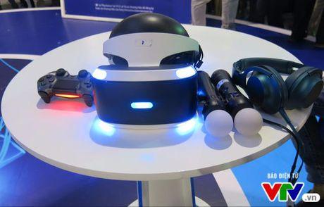 Trai nghiem kinh thuc te ao PlayStation VR tai Sony Show 2016 - Anh 2