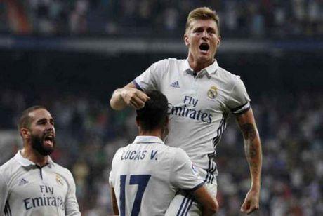 "Hop dong ""khung"" dua Kroos vao lich su Real Madrid - Anh 1"