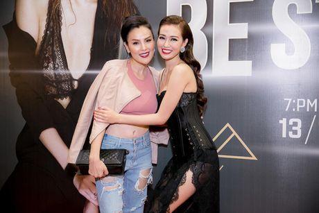 Sao TVB Ma Duc Chung bat ngo du ra mat album nhac cua Khanh My - Anh 10