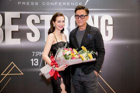 Sao TVB Ma Duc Chung bat ngo du ra mat album nhac cua Khanh My - Anh 3