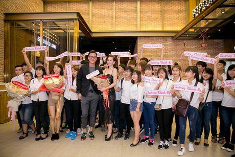 Sao TVB Ma Duc Chung bat ngo du ra mat album nhac cua Khanh My - Anh 4