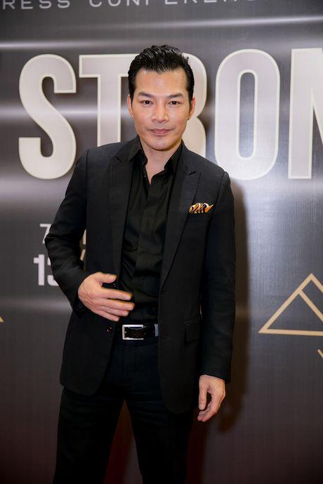 Sao TVB Ma Duc Chung bat ngo du ra mat album nhac cua Khanh My - Anh 7