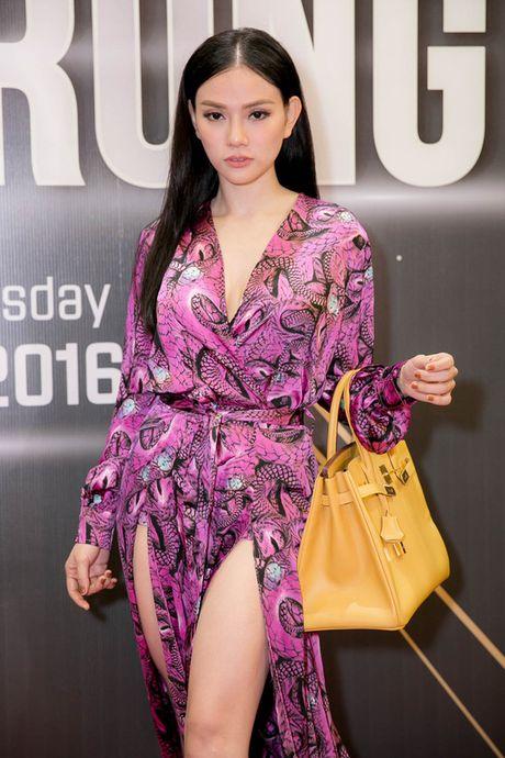 Sao TVB Ma Duc Chung bat ngo du ra mat album nhac cua Khanh My - Anh 8