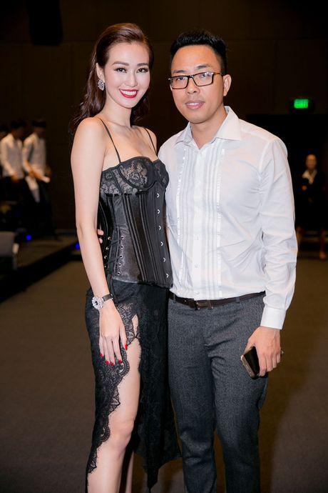 Sao TVB Ma Duc Chung bat ngo du ra mat album nhac cua Khanh My - Anh 9