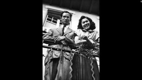 Cuoc doi 'vi thanh song' Bhumibol Adulyadej cua Thai Lan - Anh 3