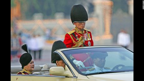 Cuoc doi 'vi thanh song' Bhumibol Adulyadej cua Thai Lan - Anh 9