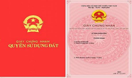 'Mo' hon trong thu tuc chung minh tai san la dat dai - Anh 1