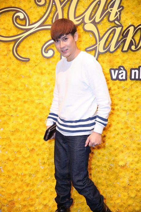 Nguyen Vu 'noi ban bat' giua tham do Mai Vang - Anh 3