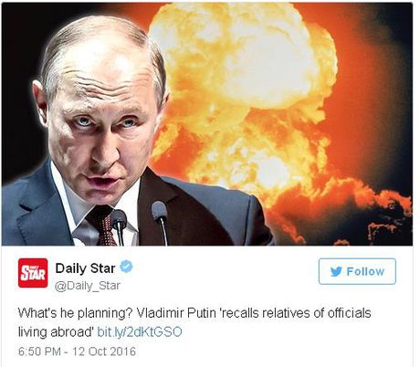 Nga phan phao bao la cai Anh dua tin sai lech ve ong Putin - Anh 1
