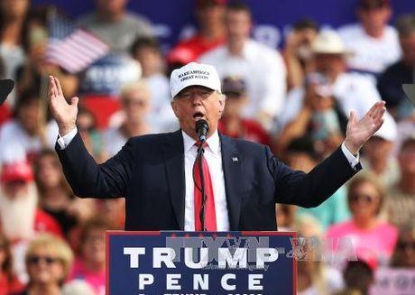 """Nha tai tro """"xui"""" dang Cong hoa ngung ung ho ong Trump - Anh 1"""