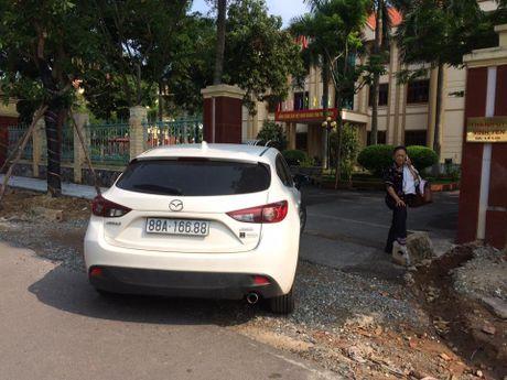 Choang vang voi nhung sieu xe 'bien nhay' cuc Vip tai Vinh Phuc - Anh 1
