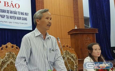 Trang thiet bi cua nha may luyen can thep Viet - Phap duoc nhap tu Trung Quoc - Anh 3