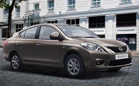 Nissan giam gia Sunny tai Viet Nam - Anh 1