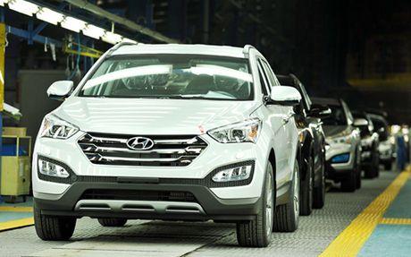 Hyundai dat khach thu 2 tai thi truong Viet Nam - Anh 1