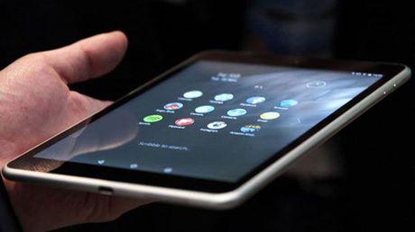 Tablet Nokia D1C man hinh 13,8 inch, Android 7.1 ro ri thong tin - Anh 1