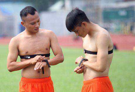 Le Cong Vinh khoe nhat tuyen Viet Nam - Anh 2