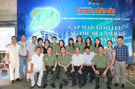 Tri an, tiep lua cho nhung nguoi lam nen thuong hieu Bao CAND - Anh 14