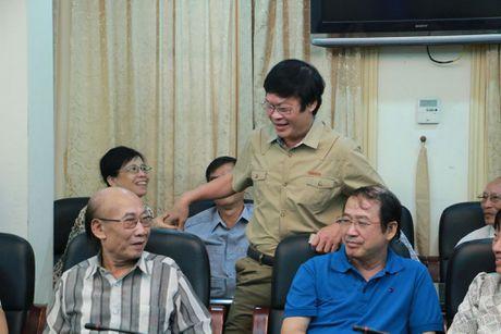 Tri an, tiep lua cho nhung nguoi lam nen thuong hieu Bao CAND - Anh 2