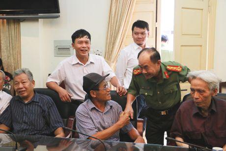 Tri an, tiep lua cho nhung nguoi lam nen thuong hieu Bao CAND - Anh 6