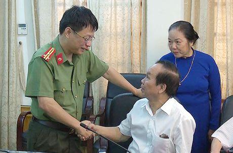 Tri an, tiep lua cho nhung nguoi lam nen thuong hieu Bao CAND - Anh 7