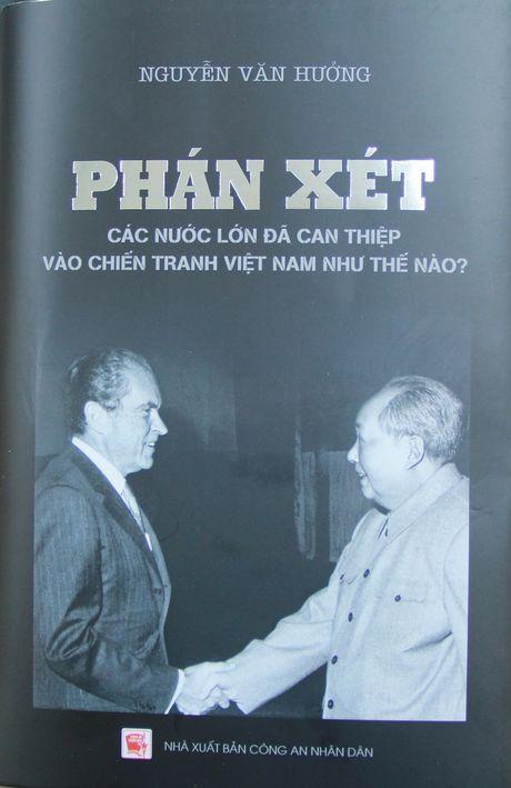 Toa dam, gioi thieu cuon sach cua Thuong tuong Nguyen Van Huong - Anh 2