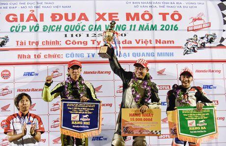 Honda Viet Nam lan dau dua giai dua xe den voi khan gia Ba Ria - Anh 4