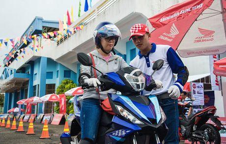 Honda Viet Nam lan dau dua giai dua xe den voi khan gia Ba Ria - Anh 5