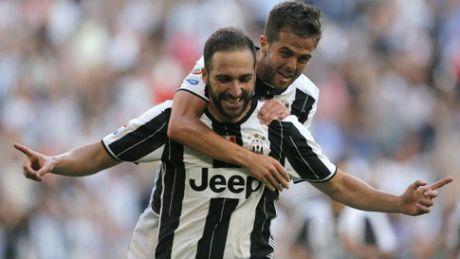 Serie A truoc vong 8: Napoli-Roma dau nhau & hanh dong cua Juve - Anh 2