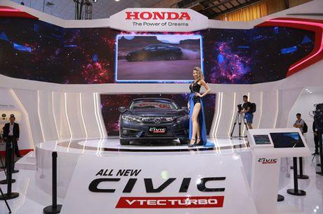 Honda Civic the he moi: But pha kien tao xu huong - Anh 1