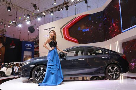 Honda Civic the he moi: But pha kien tao xu huong - Anh 2