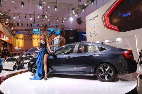 Honda Civic the he moi: But pha kien tao xu huong - Anh 3
