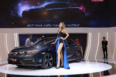 Honda Civic the he moi: But pha kien tao xu huong - Anh 4