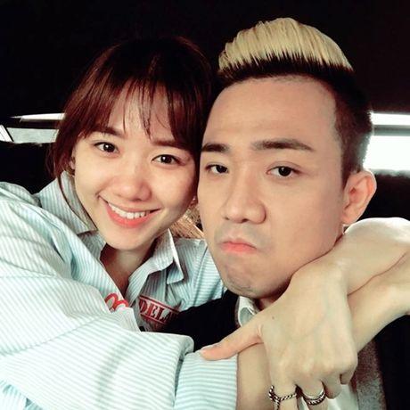Tran Thanh cap nhat tinh hinh Hari Won mo ruot thua - Anh 2