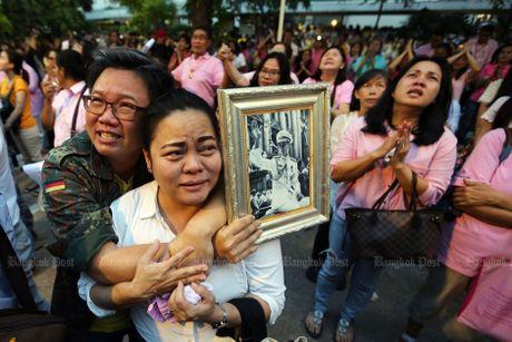 Vi vua tri vi lau nhat the gioi Bhumibol Adulyadej bang ha - Anh 2