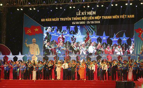 Chu tich nuoc du le ky niem 60 nam Hoi Lien hiep Thanh nien Viet Nam - Anh 3