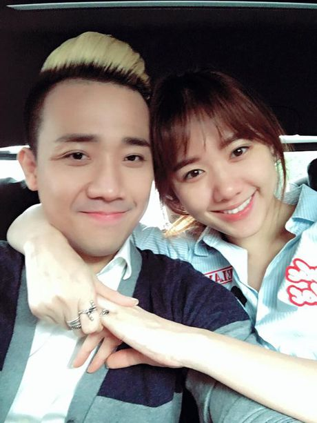 Hari Won nhap vien sau tin don dam cuoi voi Tran Thanh vao thang 12 - Anh 4