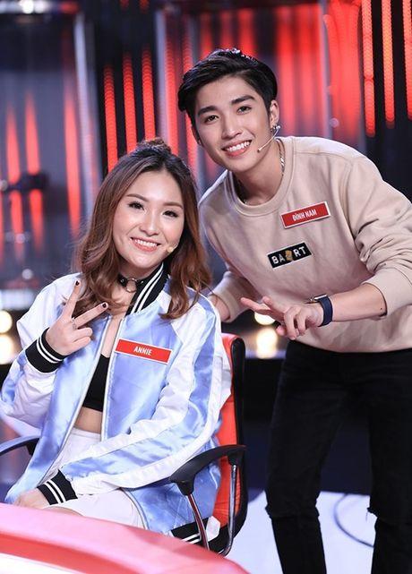 'Ga cung' cua Dong Nhi doi dau trong 'Dan ong phai the' - Anh 1