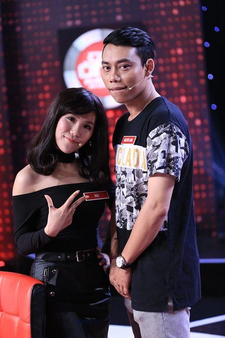'Ga cung' cua Dong Nhi doi dau trong 'Dan ong phai the' - Anh 2